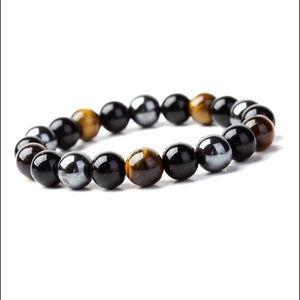 Jewelry - Unisex beaded bracelet